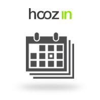 Widget Builder Hoozin App Calendar