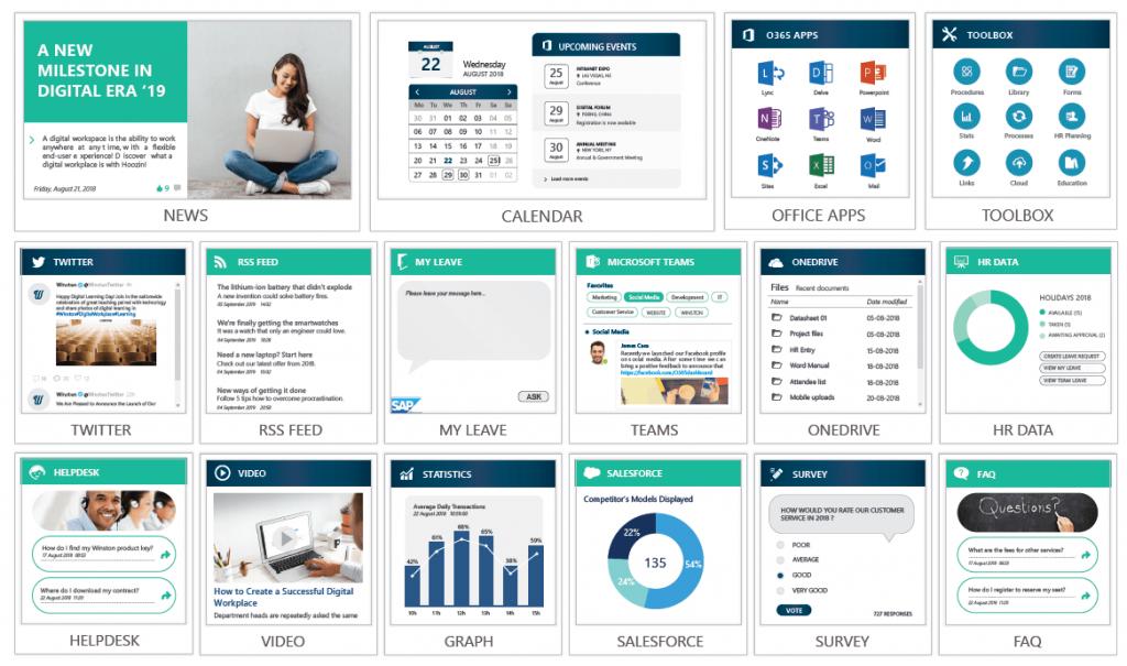 Digital Workplace App Tools