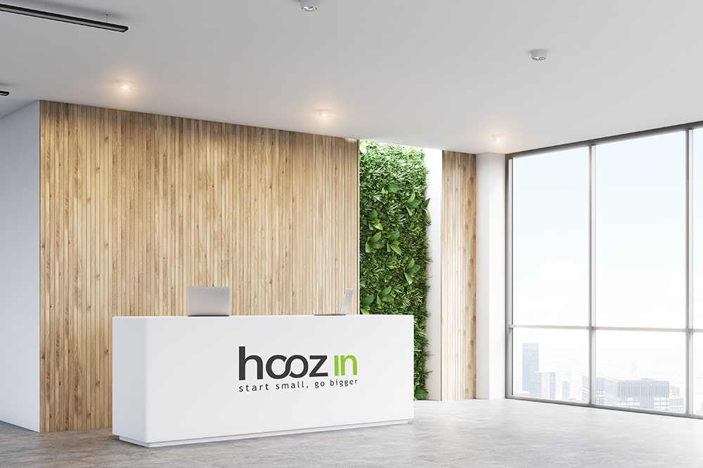 hoozin office workplace