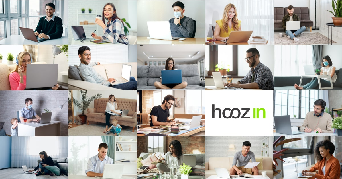 How Hoozin Helps Remote Work and Collaboration During COVID-19